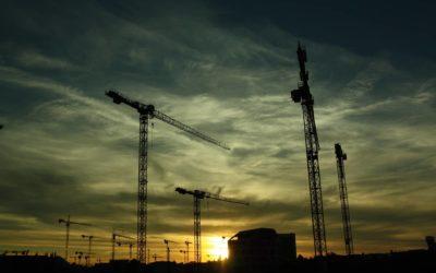 Gardiennage des chantiers surveillance site construction